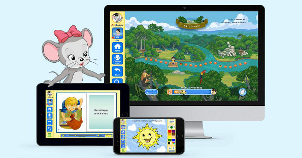ABCmouse Online Education Academy FREE for 30 Days