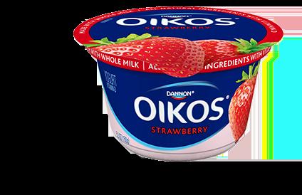 New Coupon – Save $0.50 ONE (1) OIKOS 5.3oz Single-Serve