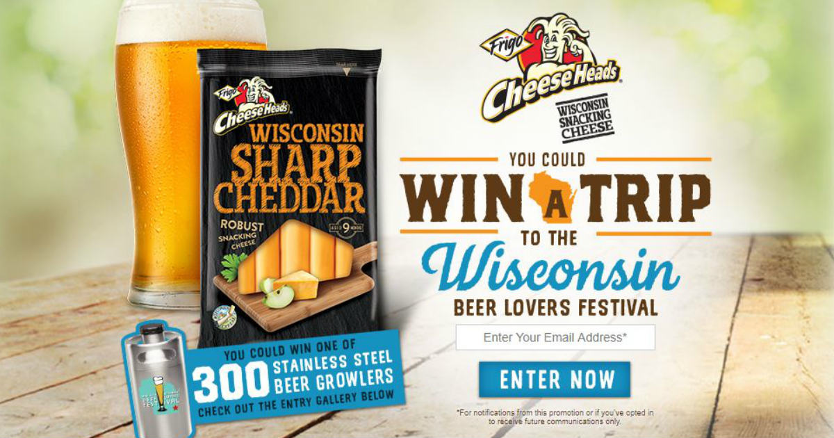Win a Trip to the Wisconsin Beer Lovers Festival