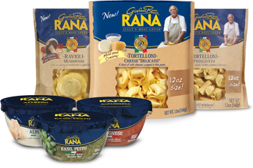 Save $2 in New Giovanni Rana Coupons = Only $0.49 Pasta at ShopRite