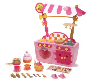 Lalaloopsy Magic Play Kitchen and Cafe