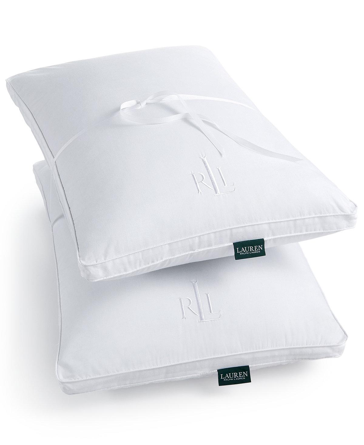 Macy's –  Ralph Lauren Twin Pack Pillows Only $8.99 (Reg $50)