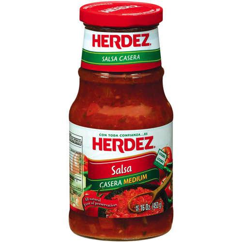 Save $0.55/1 HERDEZ Salsa (15.7 oz. or larger)