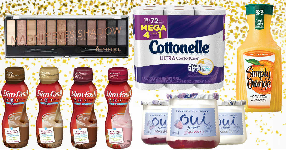 New Year, New High Value Printable Coupons (Over $280 worth)