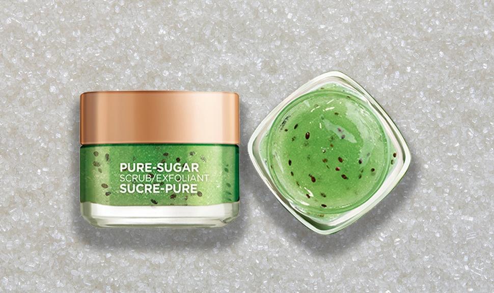 Free L'Oreal Pure-Sugar Purify & Unclog Face Scrub