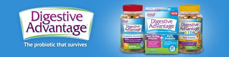 Free Digestive Advantage Products