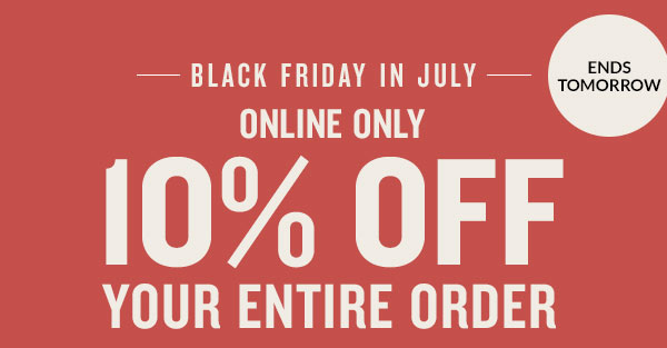 Barnes & Noble – Save 10% On All Online Orders (Ends Tomorrow)