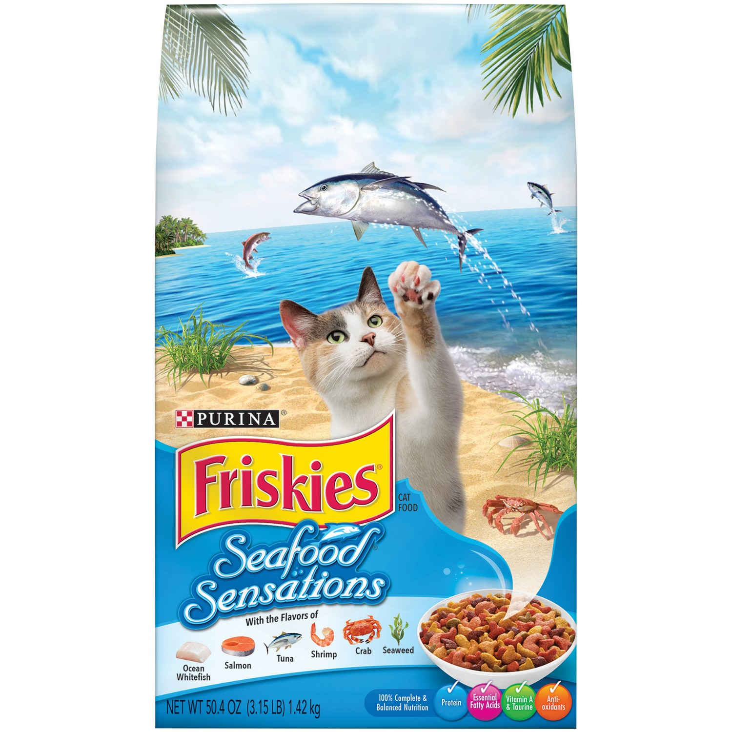 New Friskies Cat Food Coupons Available To Print