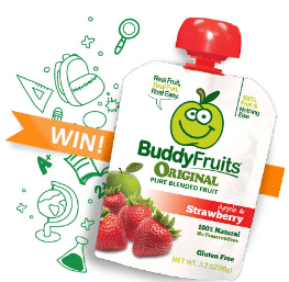 Win $2,000 in Buddy Fruits 2018 Back to School Sweepstakes