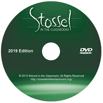 Educators – Free 2019 Edition of Stossel In the Classroom
