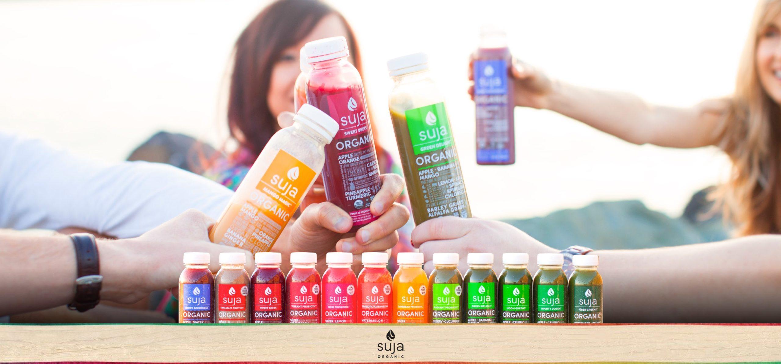 FREE $5 Fandango Movie Code w/ Purchase of 2 Suja Organic Drinks