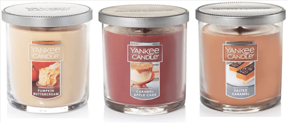 2 FREE Yankee Candles – $33 Value