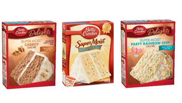 Free Betty Crocker Cake Mix At Price Chopper