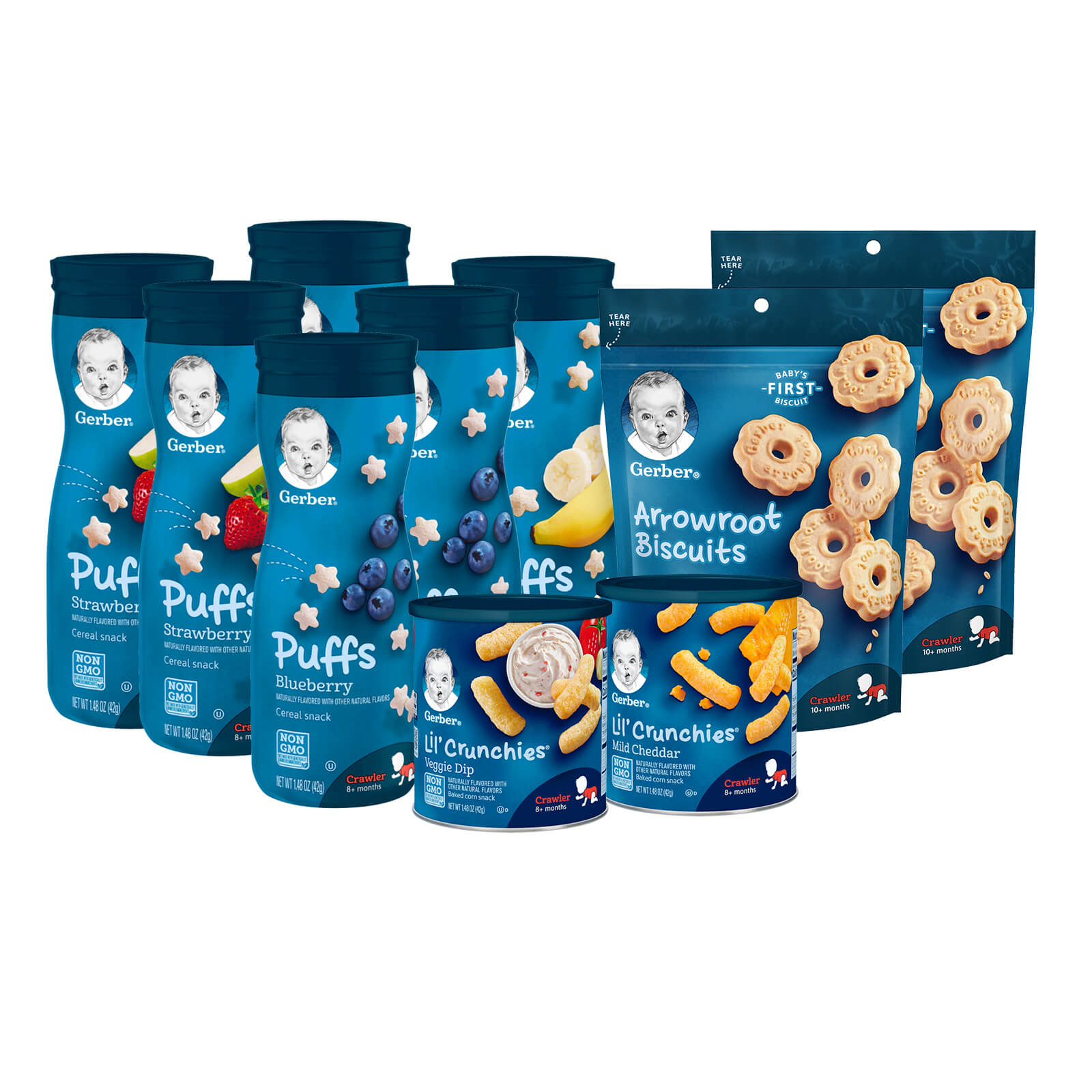 Save over $6 in Gerber Coupons