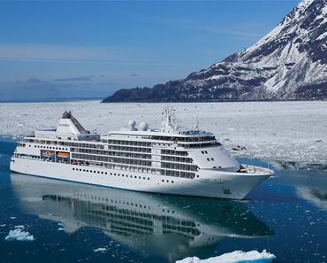 Win a Luxury Alaskan Cruise