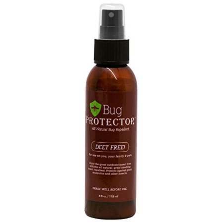 Free Bug Protector Natural Mosquito Repellent