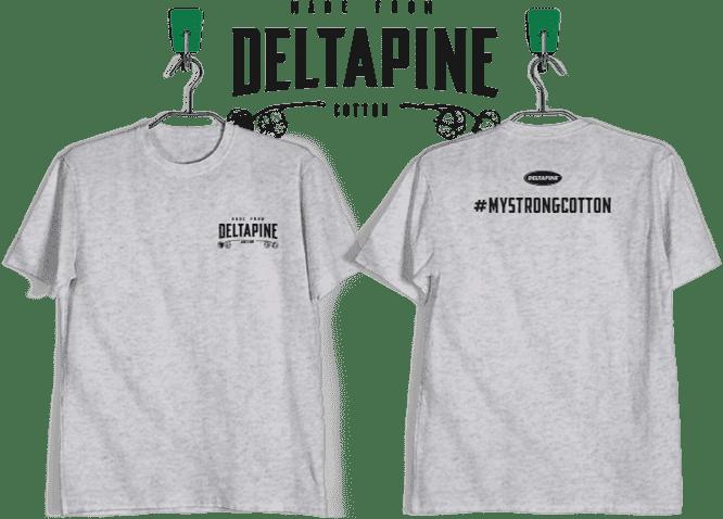 Free Deltapine T-Shirt