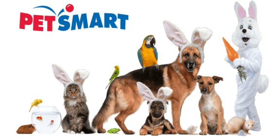 Free Photos with Easter Bunny at PetSmart