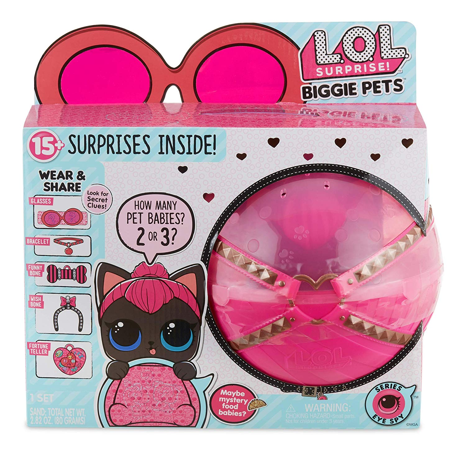 Save up to 65% on select L.O.L. Surprise!