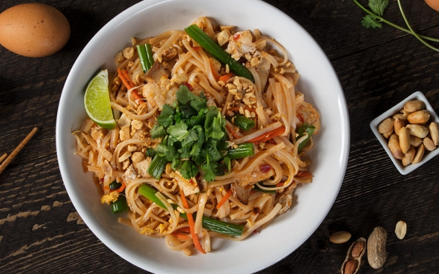 Free Chicken Pad Thai at P.F. Chang's