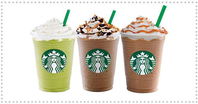TODAY Only – Starbucks Grande Frappuccinos ONLY $3 (After 3PM)