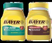 Bayer Aspirin Coupon – Save $1/1 Any 50 ct or larger