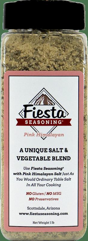 Free Sample of Fiesta Seasoning