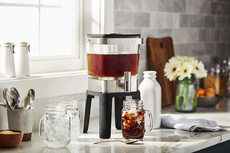 KitchenAid Cold Brew Coffee Maker ONLY $79.99 (Reg. $130)
