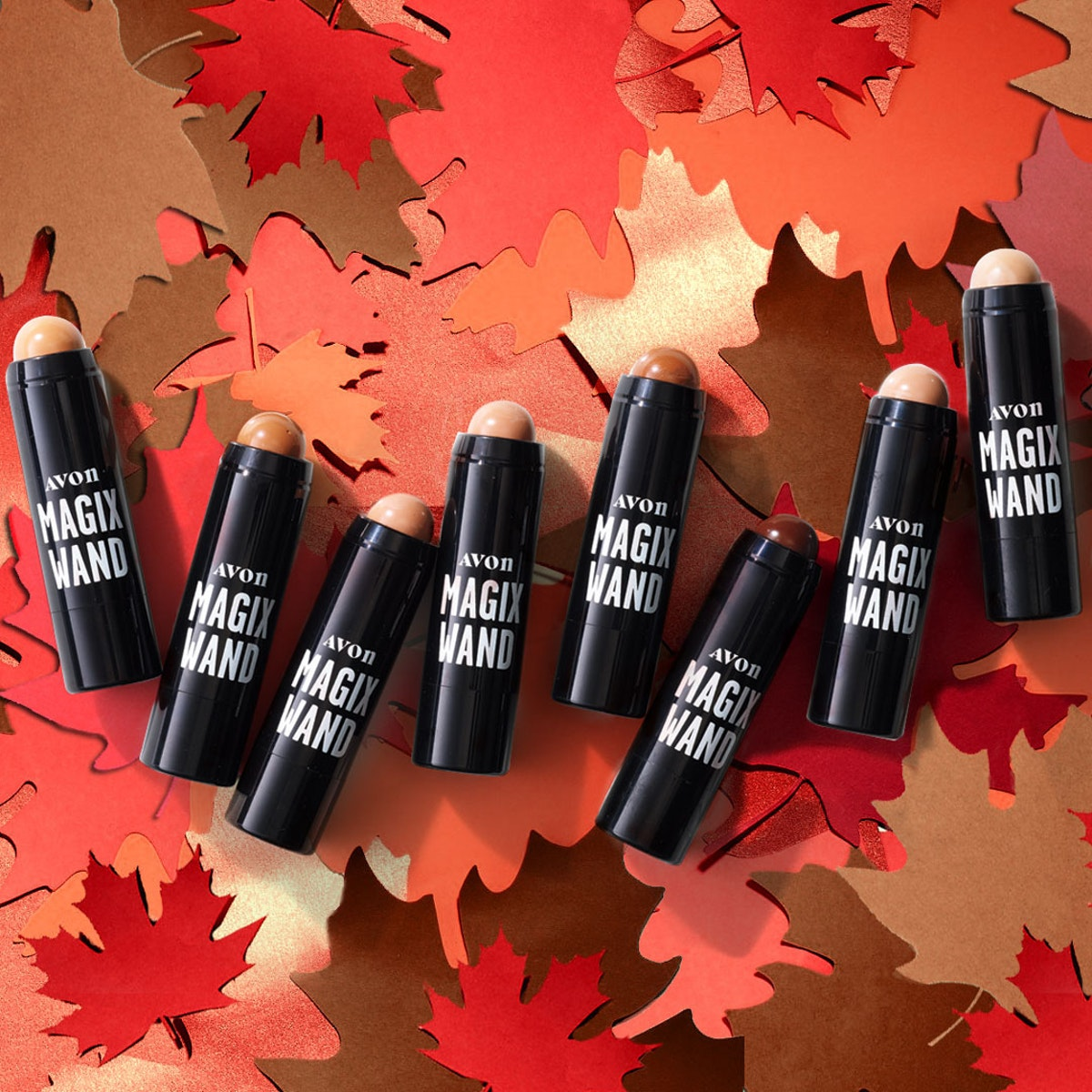 Cover, Perfect & Blur With The New Avon Magix Wand Foundation Stick – Only $9.99