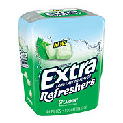 New coupon – Save $1.00/1 EXTRA Refreshers bottle