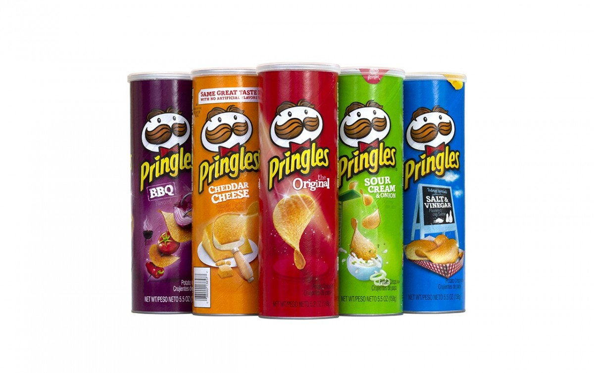 Pringles ONLY $1 at Walgreens With Printable Coupon