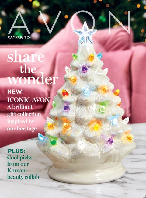 Shop The Latest Avon Brochure For Holiday Gifts