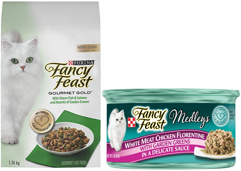 Save With New Fancy Feast Coupons