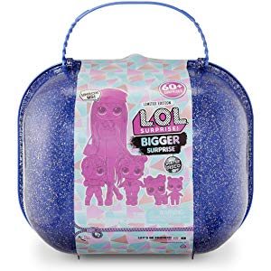 Save up to 55% on select L.O.L. Surprise! dolls