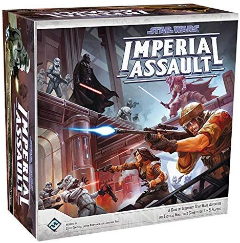 Star Wars Imperial Assault ONLY $39.99 on Amazon (Reg $100)