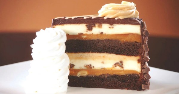 Free Slice of Cheesecake with Purchase at Cheesecake Factory