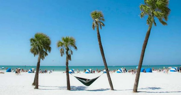 Win a 5-Day trip for 2 to St. Petersburg, FL