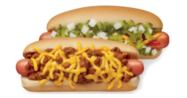 Sonic Drive-In – $1.00 Hot Dogs TODAY Only!