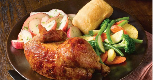 Buy One Meal, Get One Free at Boston Market