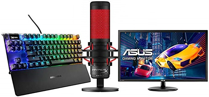 Save up to 35% on Gaming Base Devices and Accessories