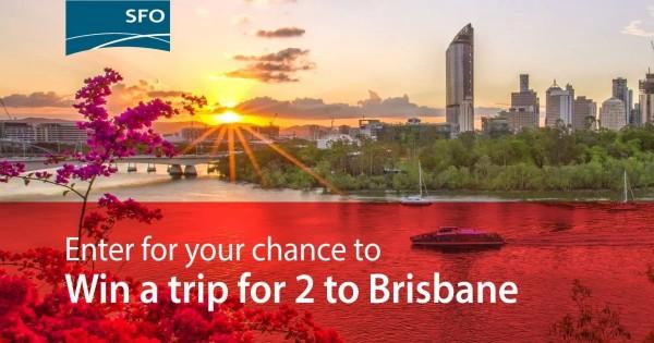 Win a $5,000 Trip for 2 to Brisbane, Australia