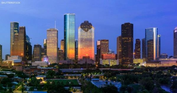 Win a Getaway for 2 to Houston, TX