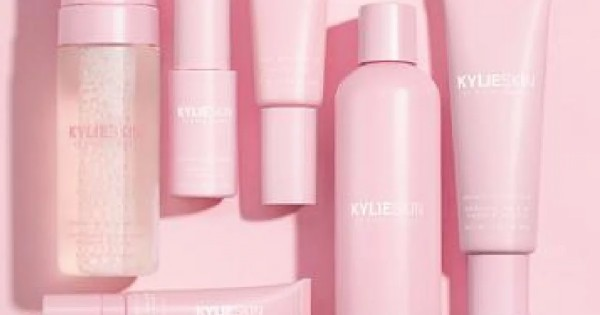 Win a Year's Supply of Kylie Skin Products