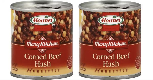 Hormel Mary Kitchen Corned Beef Hash ONLY $0.88 at Walmart