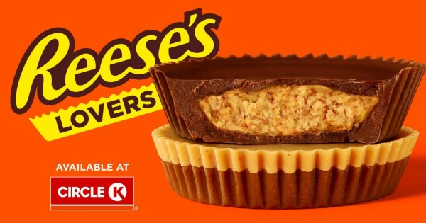 Win a One Year Supply of Reese's Peanut Butter Cups