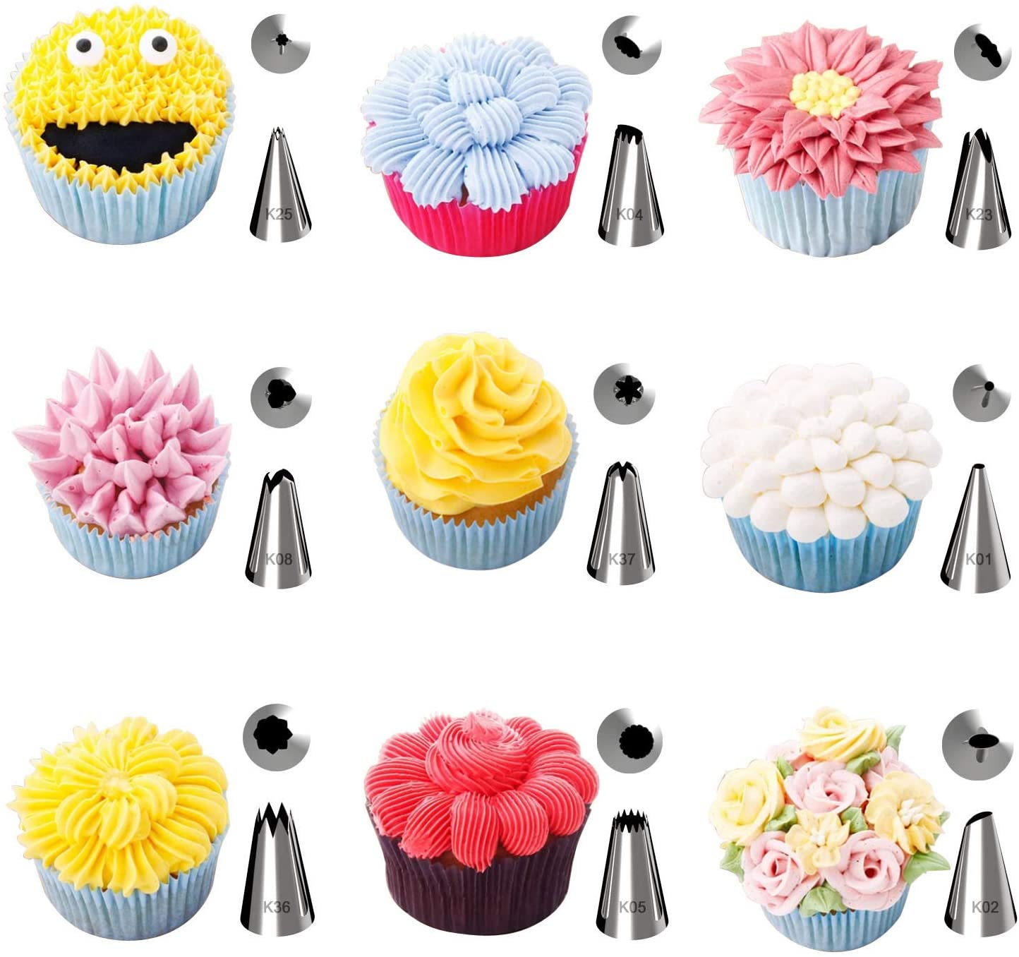 42 Piece Cake Decorating Kit Only $9.99 {Was $33.99}