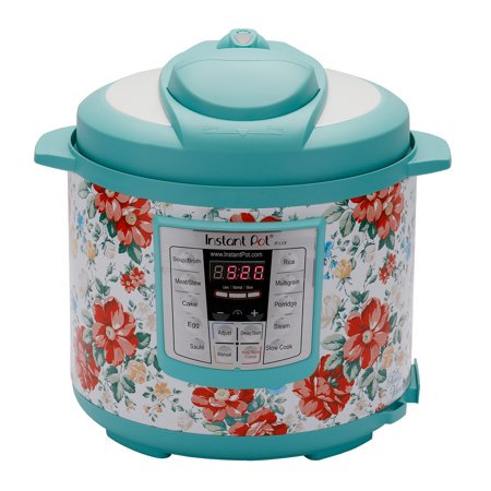 Pioneer Woman 6-Quart Instant Pot Cooker ONLY $59 + FREE Shipping (Was $99)