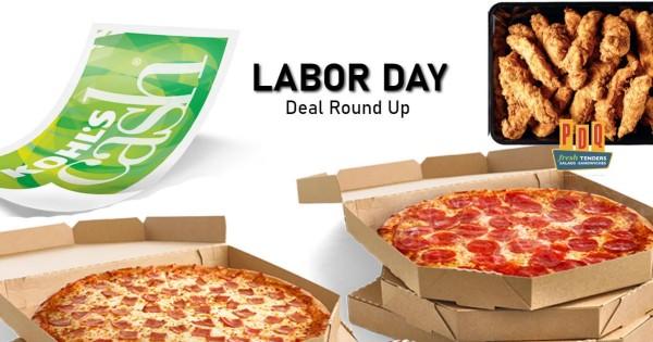 Labor Day Freebie & Deals Round Up 2020