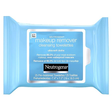 Save $1/1 Neutrogena Makeup Remover Cleansing Towelettes