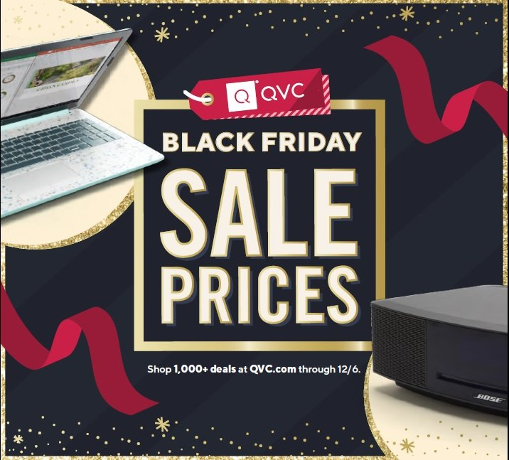 QVC Black Friday Ad Preview